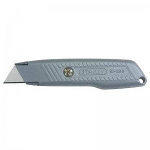 Kovový nůž s pevnou čepelí 136 mm Stanley 0-10-299