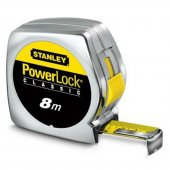 Svinovací metr 8m, plastové ABS pouzdro Stanley 0-33-198