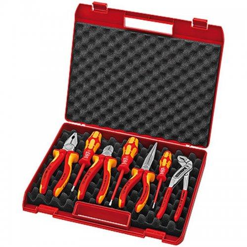 7-dílný box na nářadí Knipex 00 21 15