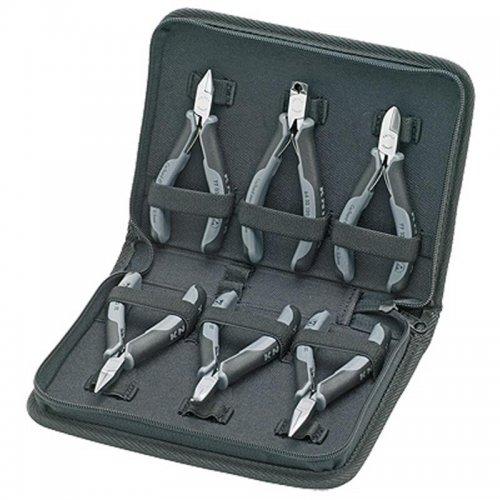 Pouzdro s kleštěmi pro elektroniku Knipex 00 20 17