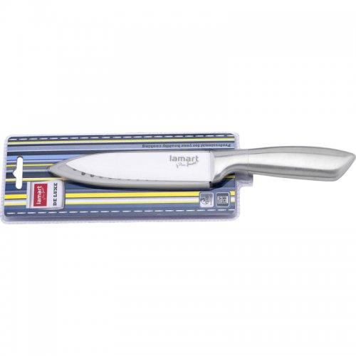 Nůž univ. 12,5cm SS/KERAM. LAMART LT2003