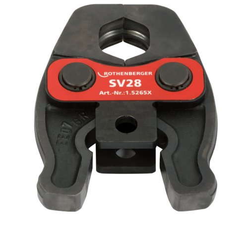 Kompaktní lisovací čelisti pro ROMAX Compact ROTHENBERGER SV 28