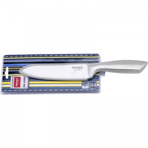 Nůž kuchař. 15cm SS/KERAM. LAMART LT2004
