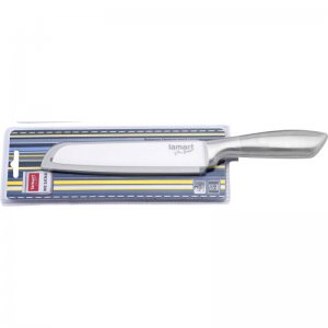 Nůž plátk. 15cm SS/KERAM. LAMART LT2005