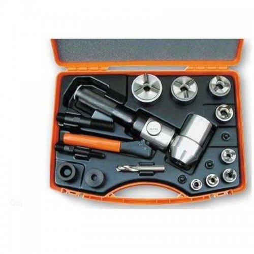 Ruční hydraulická pumpa příčná se sadou PG ALFRA Tristar Plus PG 9-42