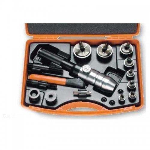 Ruční hydraulická pumpa přímá se sadou PG ALFRA Tristar Plus PG 9-42