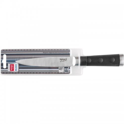 Nůž univ. 12,5cm SS/SOFT LAMART LT2022