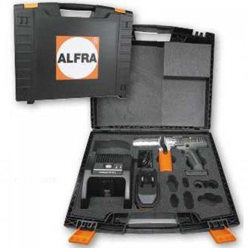 Akumulátorová hydraulická děrovací pumpa ALFRA 02070