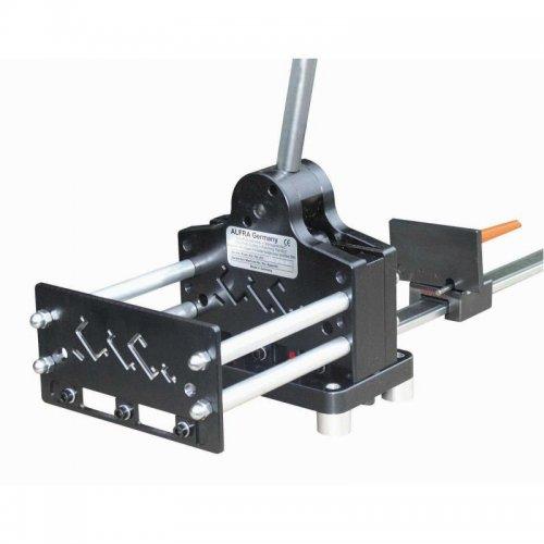 Nástroj pro stříhání DIN lišt 12,0x6,4 mm - komplet ALFRA 03001