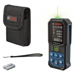 Laserový dálkoměr Bosch GLM 50-27 CG + BA 3.7V 1.0 Ah A Professional 0601072U01