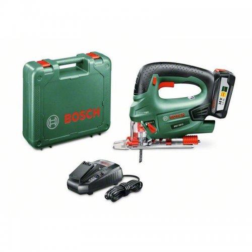 Aku kmitací pila 18V 2,5Ah Bosch PST 18 LI 0.603.011.023