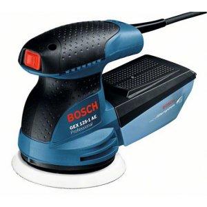 Excentrická bruska Bosch GEX 125-1 AE Professional 0.601.387.500