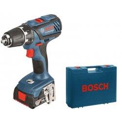 Aku kombinovaný šroubovák 2x2,0Ah Bosch GSB 14,4-2-LI Plus Professional 0 601 9E7 020