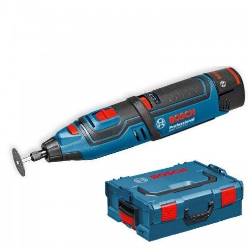 Aku rotační nářadí 2x2,0Ah Bosch GRO 12V-35 Professional