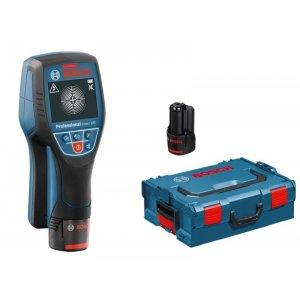 Univerzální detektor Bosch D-TECT 120 Professional + L-BOXX 136