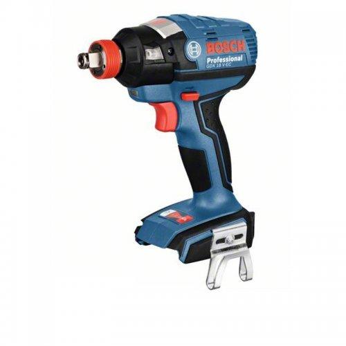 Aku rázový utahovák bez aku Bosch GDX 18 V-EC Professional