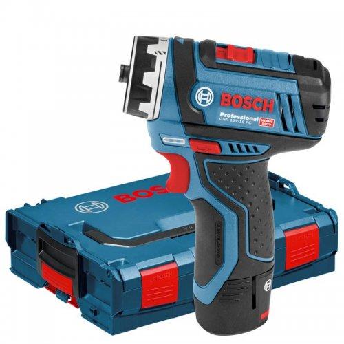 Aku vrtací šroubovák 2x2,0Ah Bosch GSR 12V-15 FC Flex Professional 0 601 9F6 001