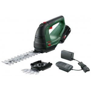 Aku nůžky na trávu a keře 2,0Ah Bosch AdvancedShear 18V-10 0600857000