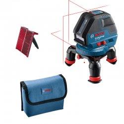Multičárový laser Bosch GLL 3-50 Professional + pouzdro