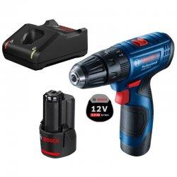 Aku šroubovák s příklepem 2x2,0Ah Bosch GSB 120-LI 0 601 9G8 100