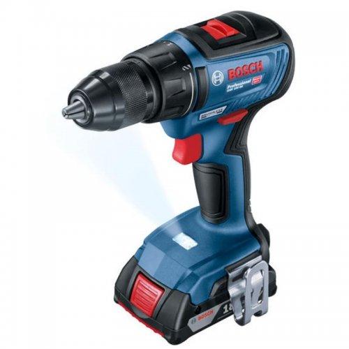 Aku vrtací šroubovák 18V 2x2Ah Bosch GSR 18V-50 Professional 0.601.9H5.000