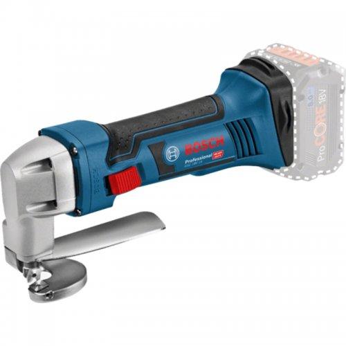 Aku nůžky na plech bez aku Bosch GSC 18V-16 Professional 0601926200