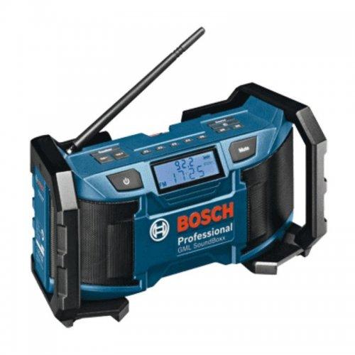 Aku rádio bez aku Bosch GML 14,4/18 Sound Box Professional