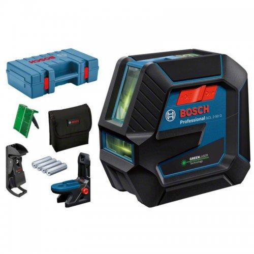 Křížový laser BOSCH GCL 2-50 G 0 601 066 M02