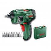 Aku šroubovák Bosch PSR 3,6 LI Select 0 603 977 020