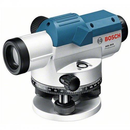Optický nivelační přístroj Bosch GOL 20 D Professional 0 601 068 400