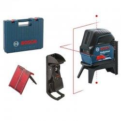 Křížový bodový laser + RM 1 + kufr Bosch GCL 2-15 Professional 0 601 066 E02