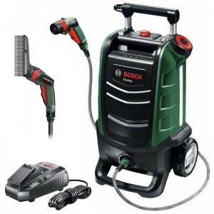 Aku vysokotlaký čistič 2,5Ah Bosch FONTUS 06008B6000
