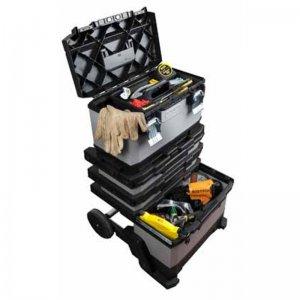 Kovo plastový pojízdný montážní box FatMax STANLEY 1-95-622