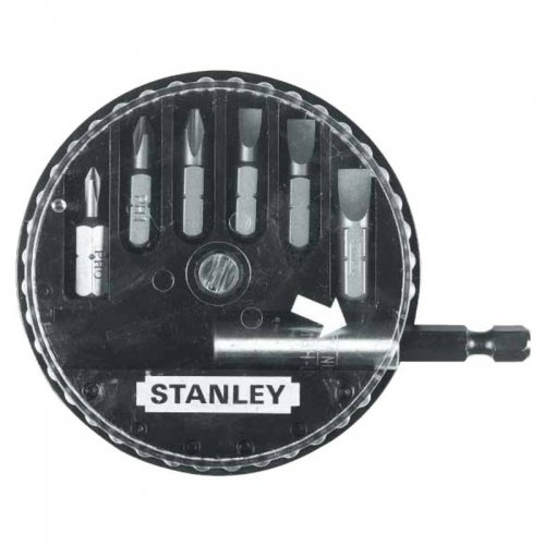 7-mi dílná sada bitů Stanley 1-68-735