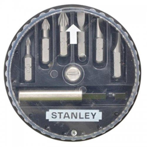 7-mi dílná sada bitů Stanley 1-68-738
