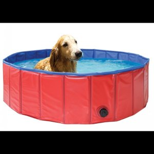 Skládací bazén MARIMEX pro psy - O 100 cm 10210056