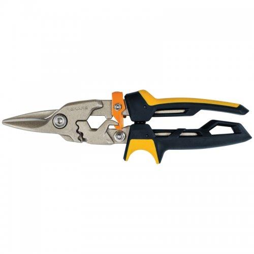 Nůžky na plech převodové rovné Fiskars 1027207