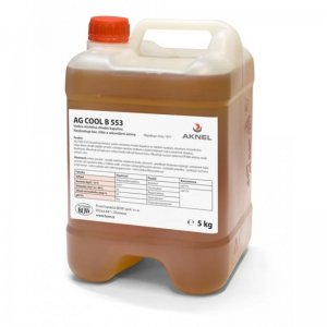 Chladící kapalina AG COOL B 553, 5 kg 1011