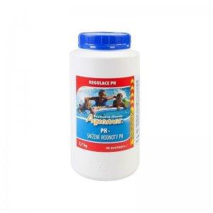 Prostředek na snížení pH MARIMEX AQuaMar pH mínus 2,7 kg 11300107