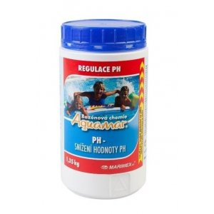 Prostředek na snížení pH MARIMEX AQuaMar pH mínus 1,35 kg 11300106