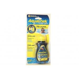 Testovací pásky AquaChek 4v1 Yellow, 50 ks Marimex 11305022