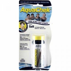 Testovací pásky AquaChek Salt, 10 ks 11305023
