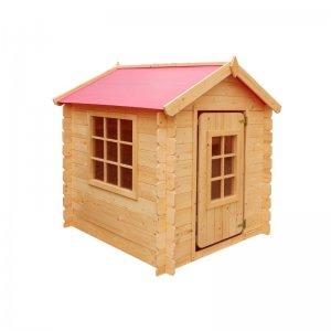 Dětský dřevěný domeček Vilemína Marimex 11640360