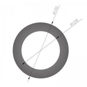 Rozeta 3 cm na průměr 120 mm
