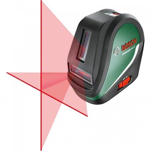 Křížový laser Bosch UniversalLevel 3 0603663900