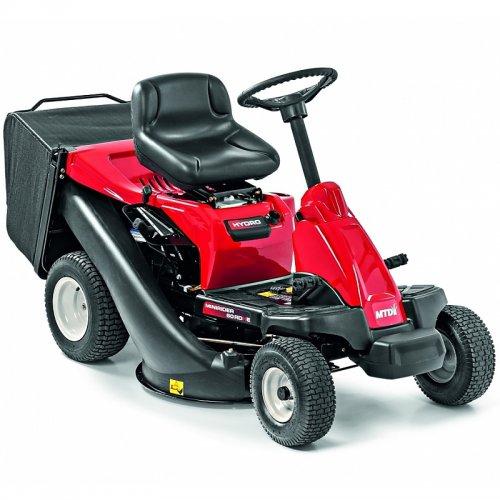 Travní traktor se zadním výhozem a elektrostartem MTD SMART MINIRIDER 60 SDE