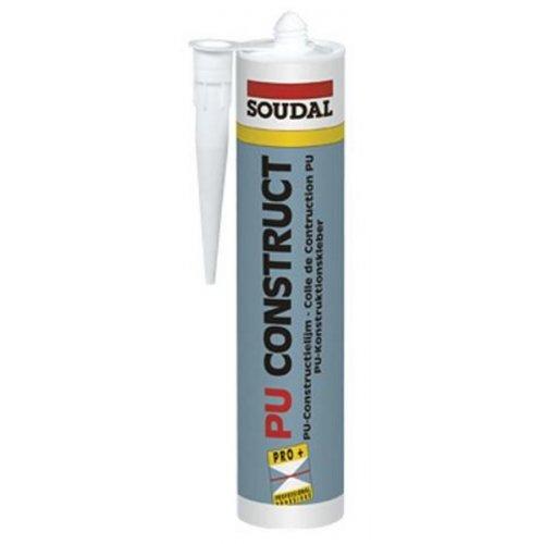 Lepidlo Soudal PU Construct