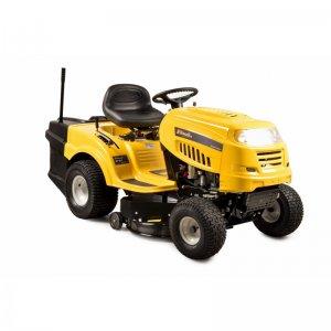 Travní traktor se zadním výhozem a 6-ti stupňovou převodovkou Transmatic Riwall PRO RLT 92 T