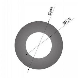 Rozeta 5 cm na průměr 130 mm