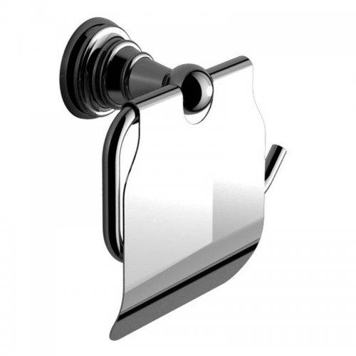 Držák toaletního papíru s krytem Sapho DIAMOND 1317-17